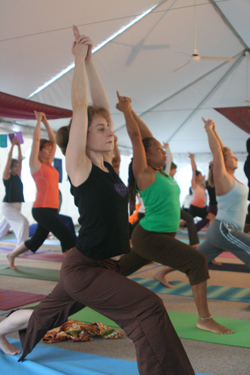 Amrit Yoga Stage I:  Asana, Part I