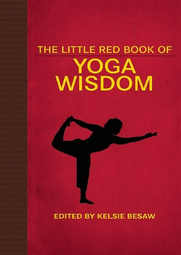 Book Review:The Little Red Book of Yoga Wisdom