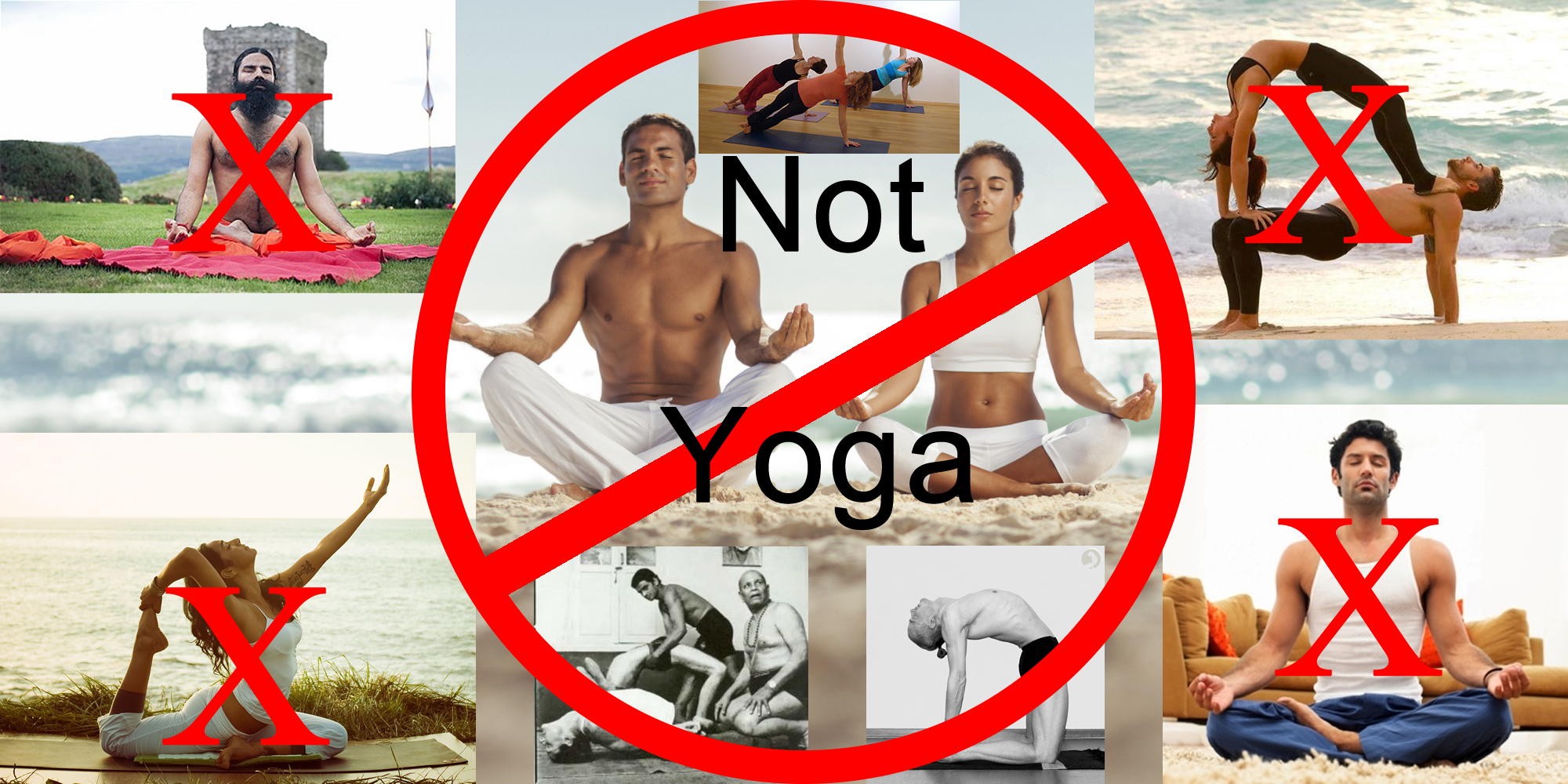 That's Not Yoga